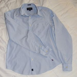 Abercrombie and Fitch button down, Medium